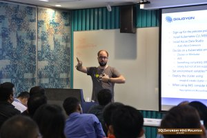 SQLSaturday 818 Malaysia 26 Jan 2019 at Microsoft Malaysia SQLSaturday is a training event for SQL Server professionals and those wanting to learn about SQL Server PC035