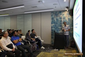 SQLSaturday 818 Malaysia 26 Jan 2019 at Microsoft Malaysia SQLSaturday is a training event for SQL Server professionals and those wanting to learn about SQL Server PC038