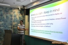 SQLSaturday 818 Malaysia 26 Jan 2019 at Microsoft Malaysia SQLSaturday is a training event for SQL Server professionals and those wanting to learn about SQL Server PC039