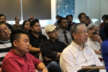 SQLSaturday 818 Malaysia 26 Jan 2019 at Microsoft Malaysia SQLSaturday is a training event for SQL Server professionals and those wanting to learn about SQL Server PC040