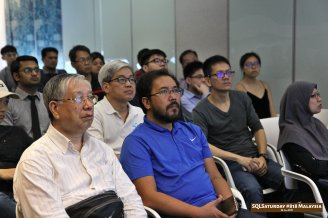 SQLSaturday 818 Malaysia 26 Jan 2019 at Microsoft Malaysia SQLSaturday is a training event for SQL Server professionals and those wanting to learn about SQL Server PC041