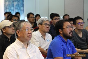 SQLSaturday 818 Malaysia 26 Jan 2019 at Microsoft Malaysia SQLSaturday is a training event for SQL Server professionals and those wanting to learn about SQL Server PC042