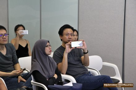 SQLSaturday 818 Malaysia 26 Jan 2019 at Microsoft Malaysia SQLSaturday is a training event for SQL Server professionals and those wanting to learn about SQL Server PC043
