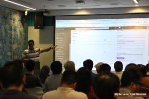 SQLSaturday 818 Malaysia 26 Jan 2019 at Microsoft Malaysia SQLSaturday is a training event for SQL Server professionals and those wanting to learn about SQL Server PC047