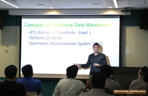SQLSaturday 818 Malaysia 26 Jan 2019 at Microsoft Malaysia SQLSaturday is a training event for SQL Server professionals and those wanting to learn about SQL Server PC048