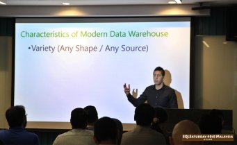 SQLSaturday 818 Malaysia 26 Jan 2019 at Microsoft Malaysia SQLSaturday is a training event for SQL Server professionals and those wanting to learn about SQL Server PC052