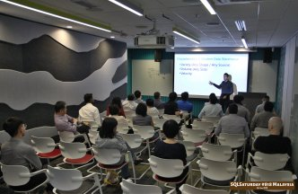 SQLSaturday 818 Malaysia 26 Jan 2019 at Microsoft Malaysia SQLSaturday is a training event for SQL Server professionals and those wanting to learn about SQL Server PC053