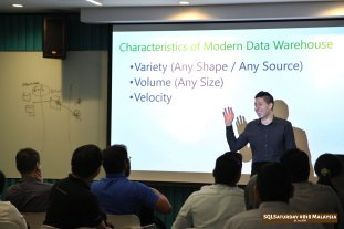 SQLSaturday 818 Malaysia 26 Jan 2019 at Microsoft Malaysia SQLSaturday is a training event for SQL Server professionals and those wanting to learn about SQL Server PC054
