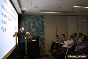 SQLSaturday 818 Malaysia 26 Jan 2019 at Microsoft Malaysia SQLSaturday is a training event for SQL Server professionals and those wanting to learn about SQL Server PC055