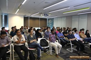 SQLSaturday 818 Malaysia 26 Jan 2019 at Microsoft Malaysia SQLSaturday is a training event for SQL Server professionals and those wanting to learn about SQL Server PC056