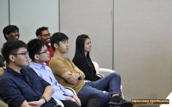 SQLSaturday 818 Malaysia 26 Jan 2019 at Microsoft Malaysia SQLSaturday is a training event for SQL Server professionals and those wanting to learn about SQL Server PC059