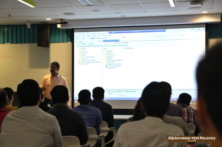 SQLSaturday 818 Malaysia 26 Jan 2019 at Microsoft Malaysia SQLSaturday is a training event for SQL Server professionals and those wanting to learn about SQL Server PC067