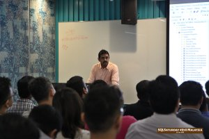 SQLSaturday 818 Malaysia 26 Jan 2019 at Microsoft Malaysia SQLSaturday is a training event for SQL Server professionals and those wanting to learn about SQL Server PC068