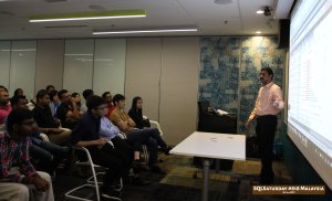SQLSaturday 818 Malaysia 26 Jan 2019 at Microsoft Malaysia SQLSaturday is a training event for SQL Server professionals and those wanting to learn about SQL Server PC070