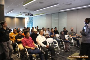 SQLSaturday 818 Malaysia 26 Jan 2019 at Microsoft Malaysia SQLSaturday is a training event for SQL Server professionals and those wanting to learn about SQL Server PC081