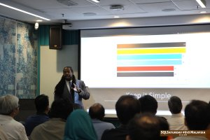 SQLSaturday 818 Malaysia 26 Jan 2019 at Microsoft Malaysia SQLSaturday is a training event for SQL Server professionals and those wanting to learn about SQL Server PC085