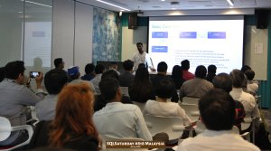 SQLSaturday 818 Malaysia 26 Jan 2019 at Microsoft Malaysia SQLSaturday is a training event for SQL Server professionals and those wanting to learn about SQL Server PC091
