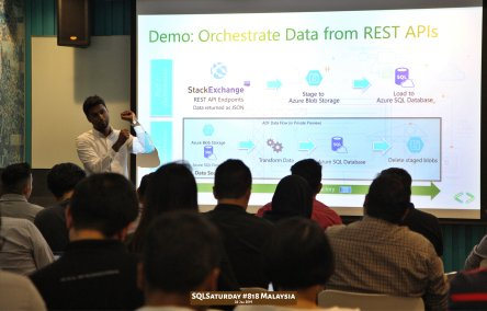 SQLSaturday 818 Malaysia 26 Jan 2019 at Microsoft Malaysia SQLSaturday is a training event for SQL Server professionals and those wanting to learn about SQL Server PC094