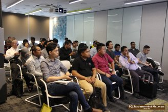 SQLSaturday 818 Malaysia 26 Jan 2019 at Microsoft Malaysia SQLSaturday is a training event for SQL Server professionals and those wanting to learn about SQL Server PC099