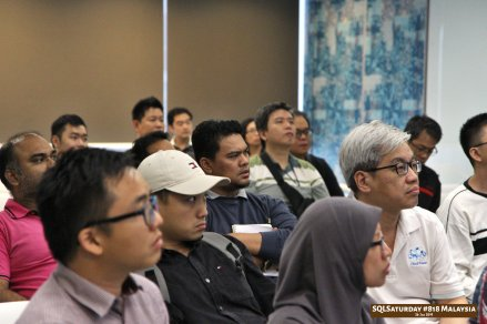 SQLSaturday 818 Malaysia 26 Jan 2019 at Microsoft Malaysia SQLSaturday is a training event for SQL Server professionals and those wanting to learn about SQL Server PC105