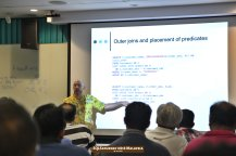 SQLSaturday 818 Malaysia 26 Jan 2019 at Microsoft Malaysia SQLSaturday is a training event for SQL Server professionals and those wanting to learn about SQL Server PC108