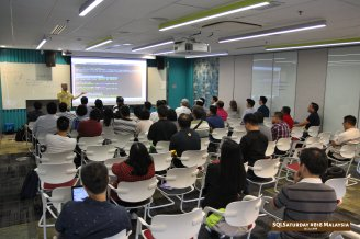 SQLSaturday 818 Malaysia 26 Jan 2019 at Microsoft Malaysia SQLSaturday is a training event for SQL Server professionals and those wanting to learn about SQL Server PC111