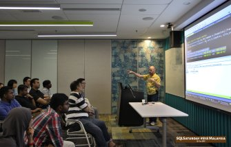 SQLSaturday 818 Malaysia 26 Jan 2019 at Microsoft Malaysia SQLSaturday is a training event for SQL Server professionals and those wanting to learn about SQL Server PC113