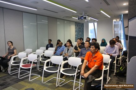 SQLSaturday 818 Malaysia 26 Jan 2019 at Microsoft Malaysia SQLSaturday is a training event for SQL Server professionals and those wanting to learn about SQL Server PC115
