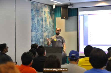 SQLSaturday 818 Malaysia 26 Jan 2019 at Microsoft Malaysia SQLSaturday is a training event for SQL Server professionals and those wanting to learn about SQL Server PC123