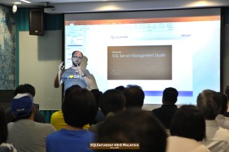 SQLSaturday 818 Malaysia 26 Jan 2019 at Microsoft Malaysia SQLSaturday is a training event for SQL Server professionals and those wanting to learn about SQL Server PC124