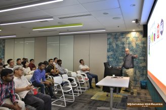 SQLSaturday 818 Malaysia 26 Jan 2019 at Microsoft Malaysia SQLSaturday is a training event for SQL Server professionals and those wanting to learn about SQL Server PC135