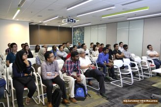 SQLSaturday 818 Malaysia 26 Jan 2019 at Microsoft Malaysia SQLSaturday is a training event for SQL Server professionals and those wanting to learn about SQL Server PC136