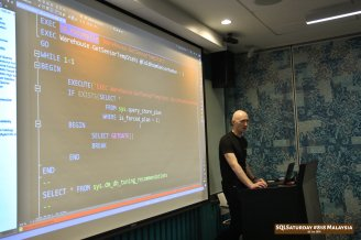 SQLSaturday 818 Malaysia 26 Jan 2019 at Microsoft Malaysia SQLSaturday is a training event for SQL Server professionals and those wanting to learn about SQL Server PC147