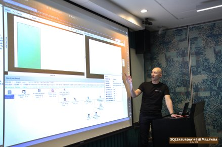 SQLSaturday 818 Malaysia 26 Jan 2019 at Microsoft Malaysia SQLSaturday is a training event for SQL Server professionals and those wanting to learn about SQL Server PC148