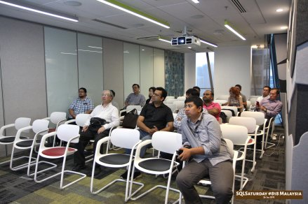 SQLSaturday 818 Malaysia 26 Jan 2019 at Microsoft Malaysia SQLSaturday is a training event for SQL Server professionals and those wanting to learn about SQL Server PC156