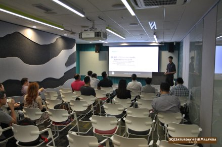 SQLSaturday 818 Malaysia 26 Jan 2019 at Microsoft Malaysia SQLSaturday is a training event for SQL Server professionals and those wanting to learn about SQL Server PC159