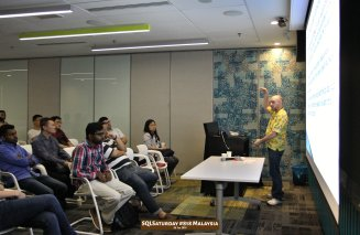 SQLSaturday 818 Malaysia 26 Jan 2019 at Microsoft Malaysia SQLSaturday is a training event for SQL Server professionals and those wanting to learn about SQL Server PC169