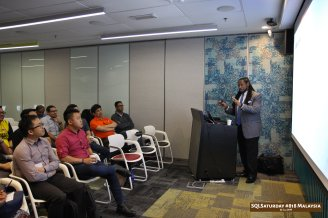 SQLSaturday 818 Malaysia 26 Jan 2019 at Microsoft Malaysia SQLSaturday is a training event for SQL Server professionals and those wanting to learn about SQL Server PC180