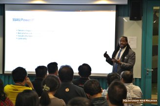SQLSaturday 818 Malaysia 26 Jan 2019 at Microsoft Malaysia SQLSaturday is a training event for SQL Server professionals and those wanting to learn about SQL Server PC188