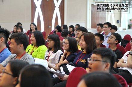 马来西亚 第六届南马少年圣乐营 6th South Malaysia Youth Church Music Camp A01-011