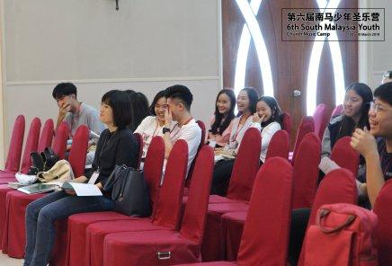 马来西亚 第六届南马少年圣乐营 6th South Malaysia Youth Church Music Camp A01-016