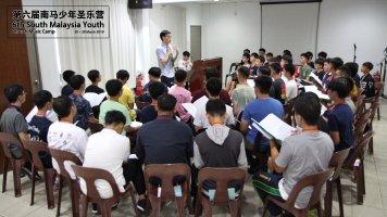 马来西亚 第六届南马少年圣乐营 6th South Malaysia Youth Church Music Camp A02-006