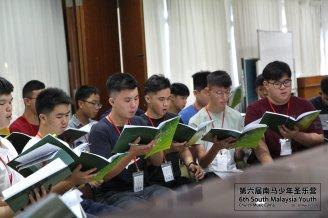 马来西亚 第六届南马少年圣乐营 6th South Malaysia Youth Church Music Camp A02-018