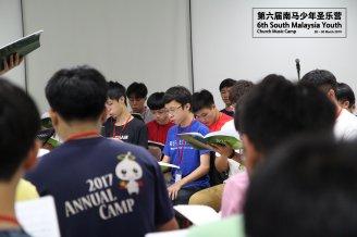 马来西亚 第六届南马少年圣乐营 6th South Malaysia Youth Church Music Camp A02-023