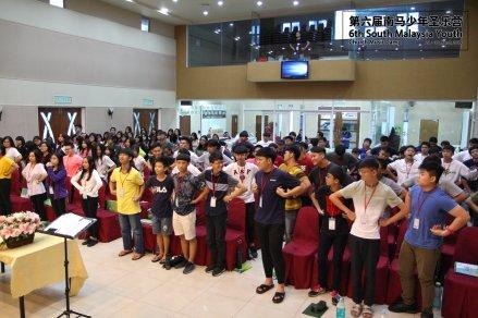 马来西亚 第六届南马少年圣乐营 6th South Malaysia Youth Church Music Camp A03-006