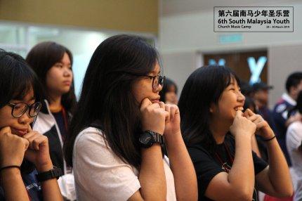 马来西亚 第六届南马少年圣乐营 6th South Malaysia Youth Church Music Camp A03-016