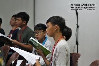 马来西亚 第六届南马少年圣乐营 6th South Malaysia Youth Church Music Camp A04-035