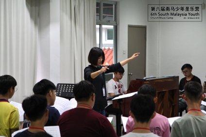 马来西亚 第六届南马少年圣乐营 6th South Malaysia Youth Church Music Camp A04-055