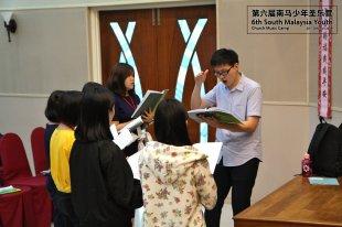马来西亚 第六届南马少年圣乐营 6th South Malaysia Youth Church Music Camp A04-057