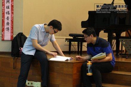 马来西亚 第六届南马少年圣乐营 6th South Malaysia Youth Church Music Camp A04-058